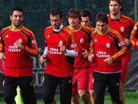 Galatasaray Antreman