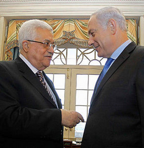 Netenyahu Mahmud Abbas'a Teşekkür Etti