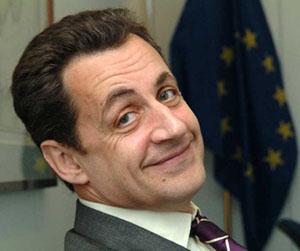 Nicolas Sarkozy Fransa Cumhurbaskanı