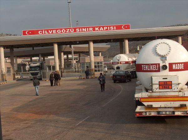Cilvegözü Sınır Kapısı Suriye