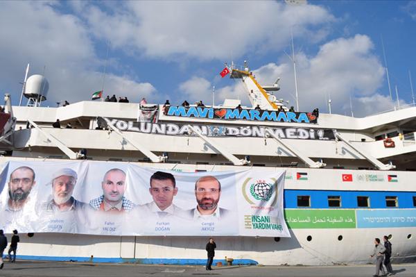 Mavi Marmara 174 İsrailli hakkında kırmızı bülten talebi