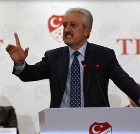 Mehmet Ali Aydınlar TFF Başkanı