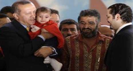 Tayyip Erdoğan Lübnan