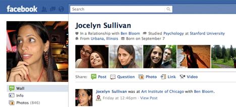 Yeni Facebook