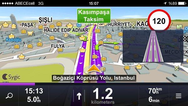 Sygic Navigasyon 2
